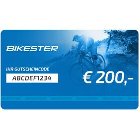 Bikester Geschenkgutschein 200 €